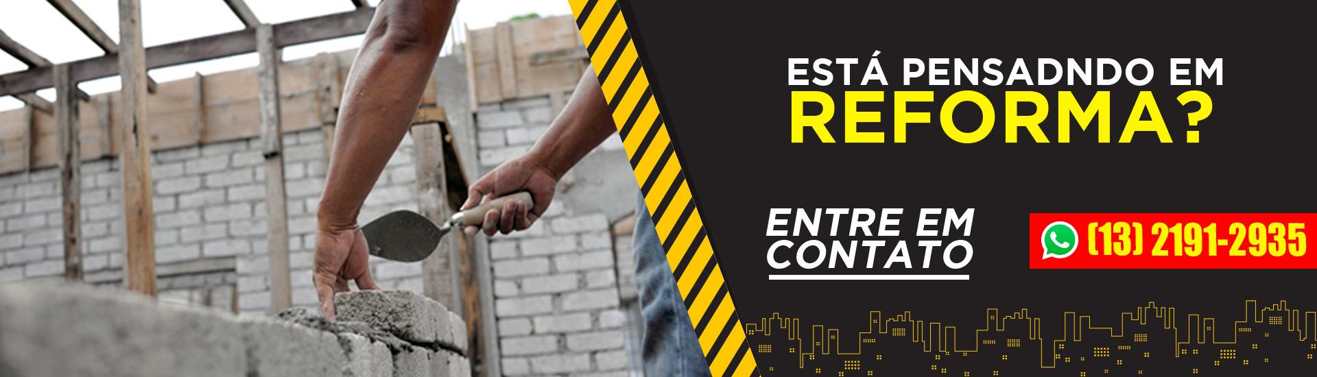 Construtora Baixada Santista SP | Construtora em Baixada Santista SP