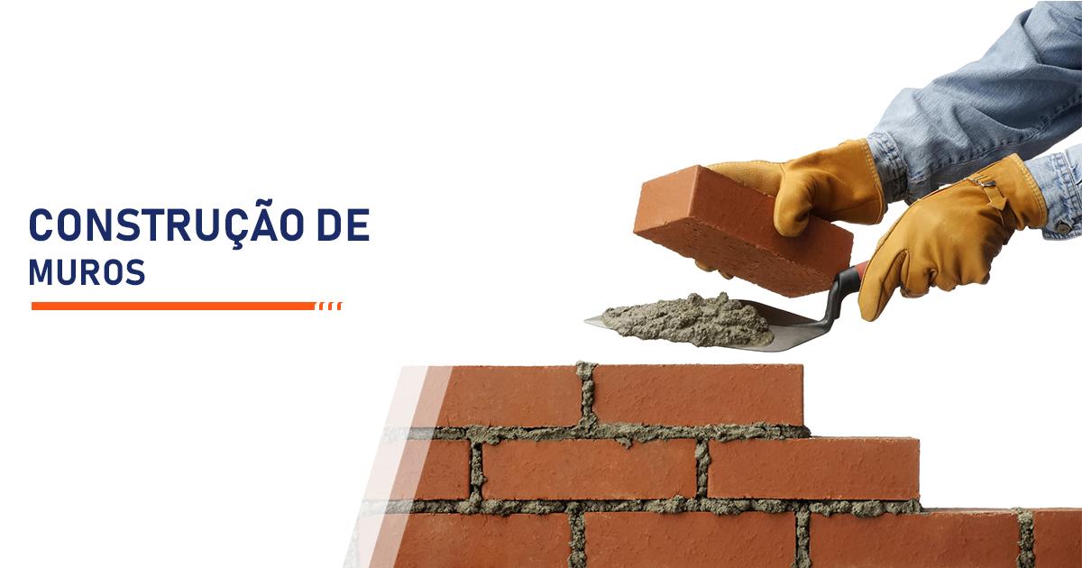 Construção de Muros Sorocaba