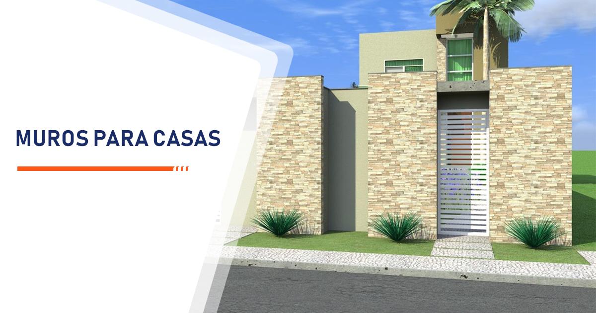 Construção de Muros para Casas