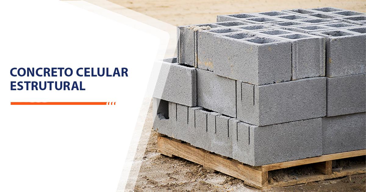 Concreto Celular Estrutural Sorocaba