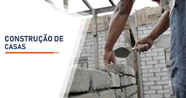 Construção de Casas Econômicas Sorocaba