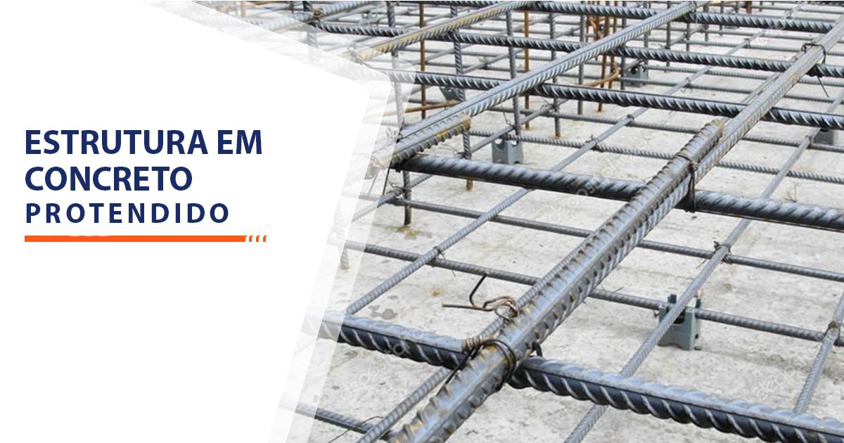 Estruturas em Concreto Protendido Sorocaba