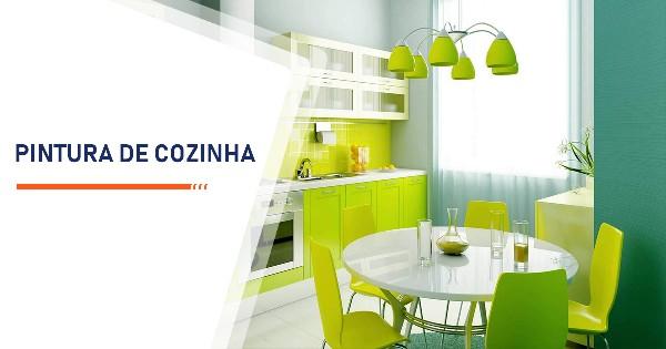 Pintura de Cozinha Sorocaba