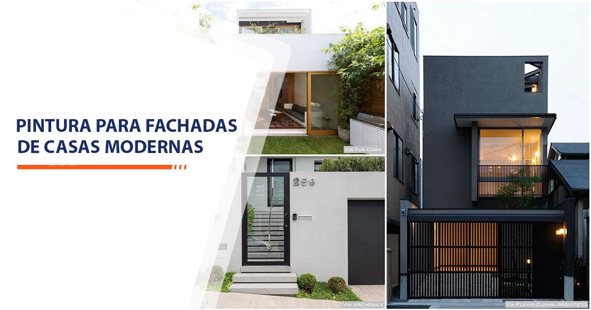 Pinturas para Fachadas de Casas Modernas Sorocaba