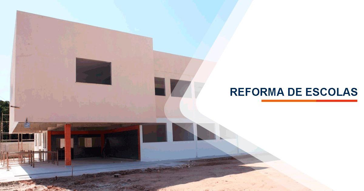 Reforma de Escolas Sorocaba